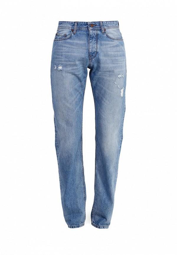 Мужские прямые джинсы Boss Orange 50310271: изображение 1