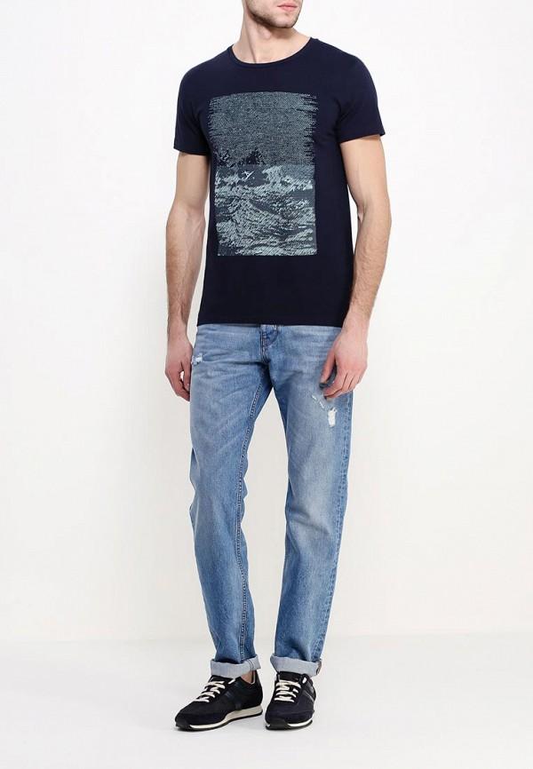 Мужские прямые джинсы Boss Orange 50310271: изображение 2