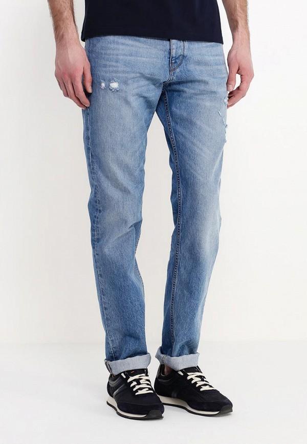 Мужские прямые джинсы Boss Orange 50310271: изображение 3