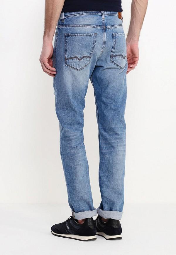 Мужские прямые джинсы Boss Orange 50310271: изображение 4