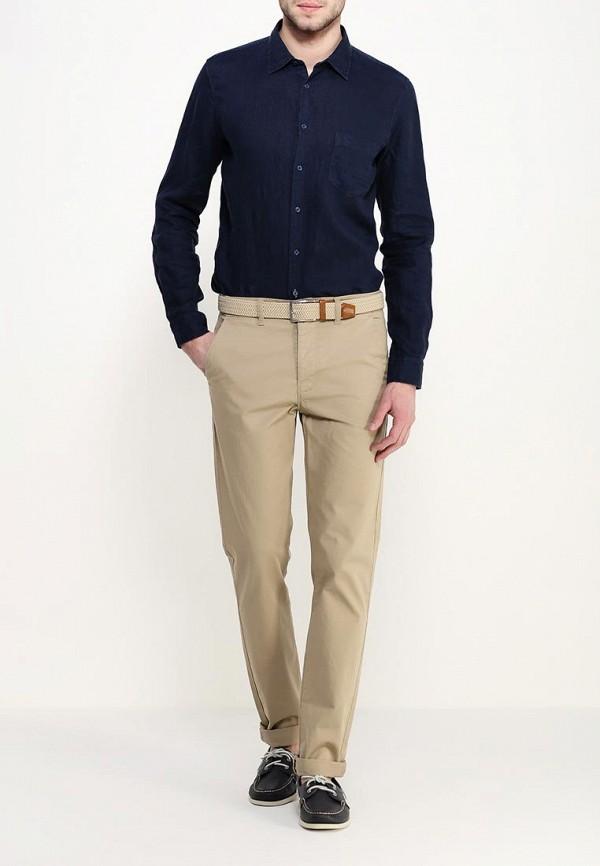 Рубашка с длинным рукавом Boss Orange 50308166: изображение 7