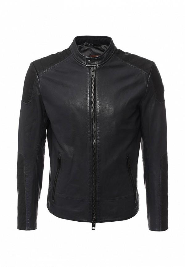 Кожаная куртка Boss Orange 50315453