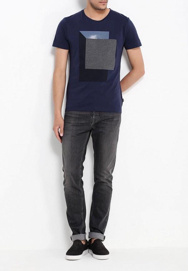 Зауженные джинсы Boss Orange 50314318: изображение 2