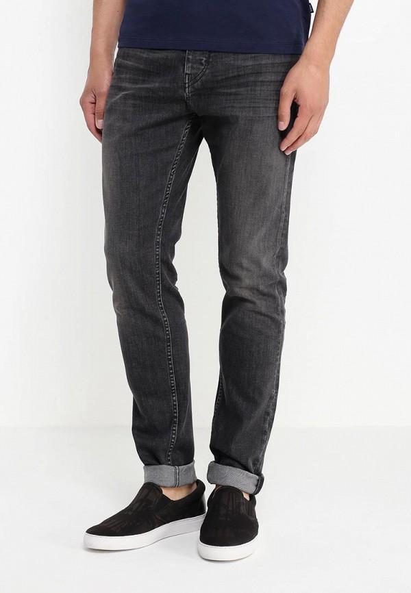 Зауженные джинсы Boss Orange 50314318: изображение 3