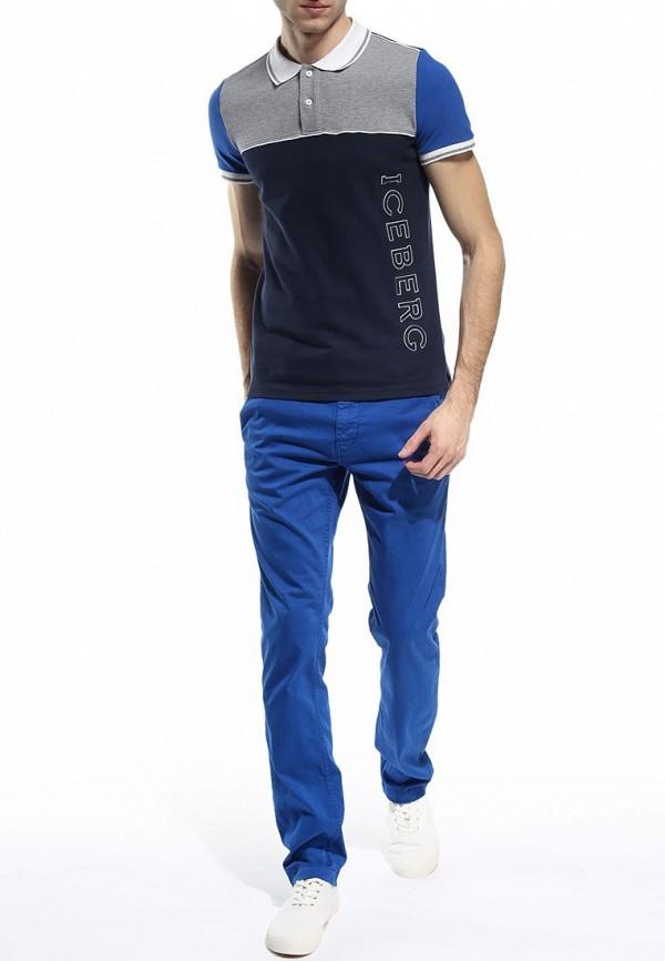 Мужские повседневные брюки Boss Orange 50248964: изображение 16