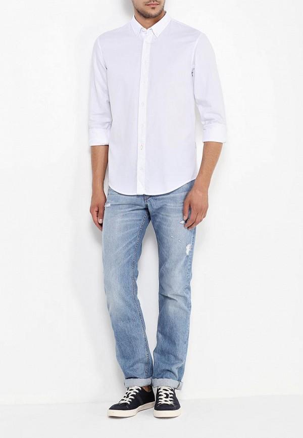Рубашка с длинным рукавом Boss Orange 50320382: изображение 3