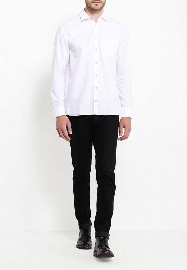 Рубашка с длинным рукавом Boss Orange 50320948: изображение 3