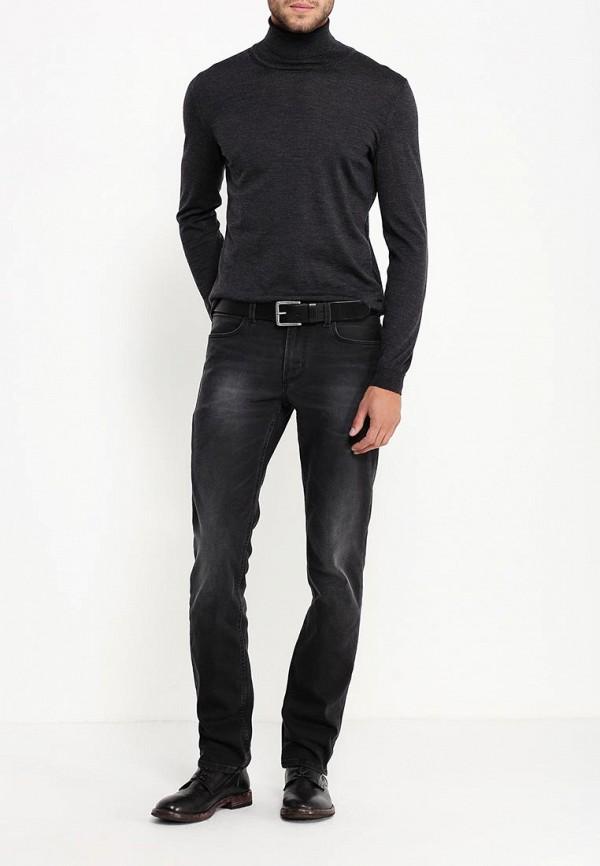 Зауженные джинсы Boss Orange 50320306: изображение 2