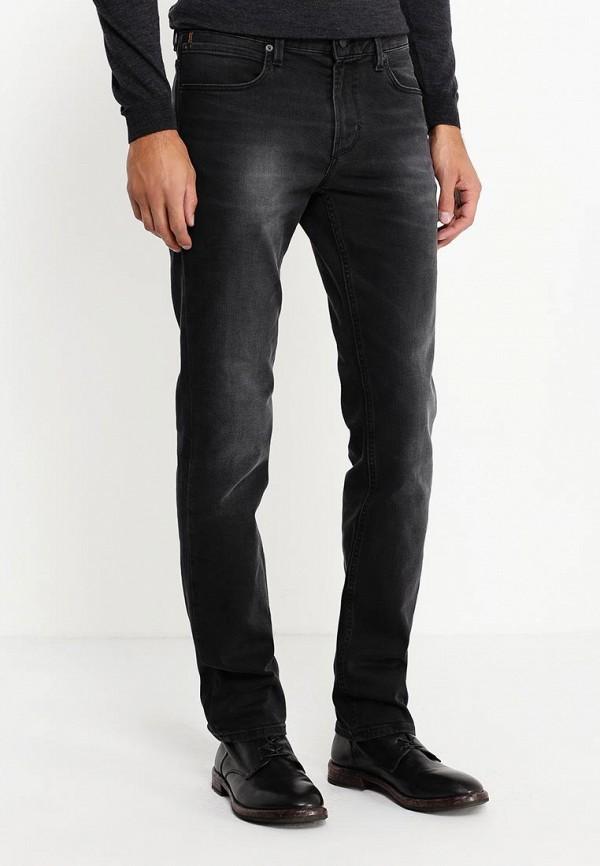Зауженные джинсы Boss Orange 50320306: изображение 3