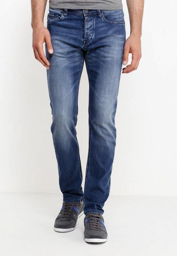 Зауженные джинсы Boss Orange 50320406: изображение 3
