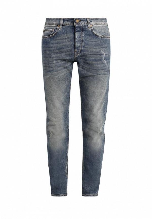 Зауженные джинсы Boss Orange 50326001