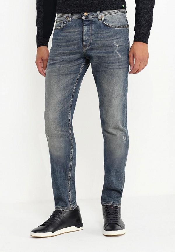 Зауженные джинсы Boss Orange 50326001: изображение 3