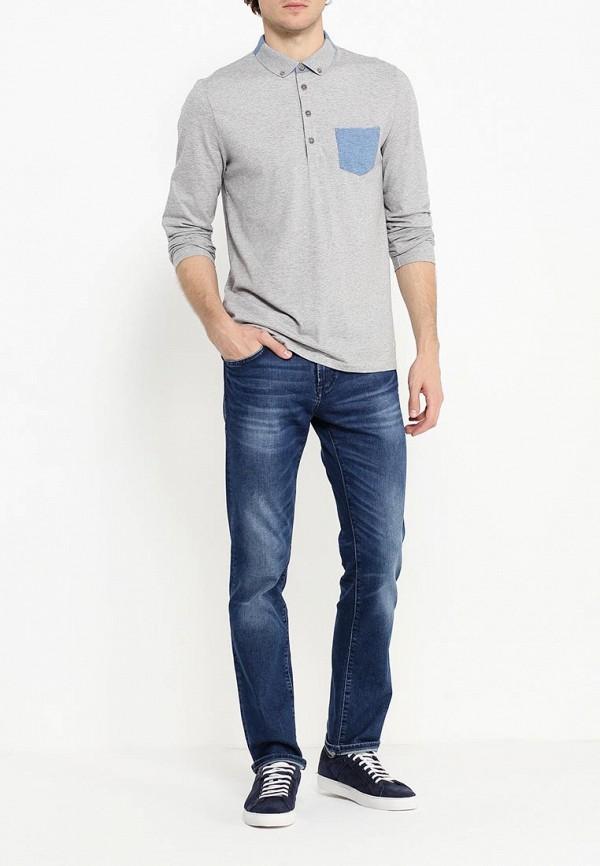 Мужские прямые джинсы Boss Orange 50320737: изображение 2