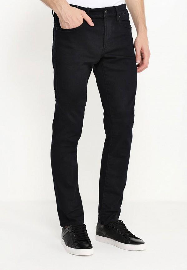 Зауженные джинсы Boss Orange 50320409: изображение 4