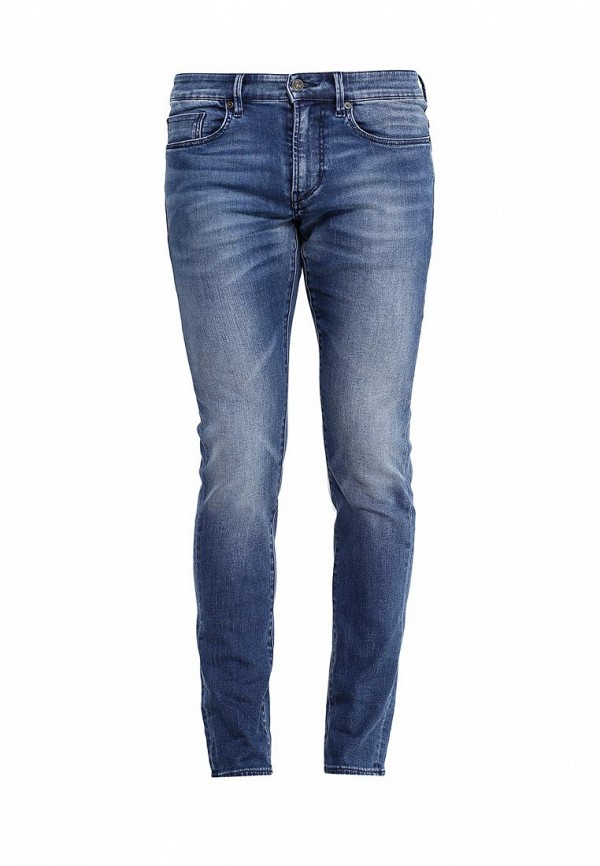 Зауженные джинсы Boss Orange 50320377