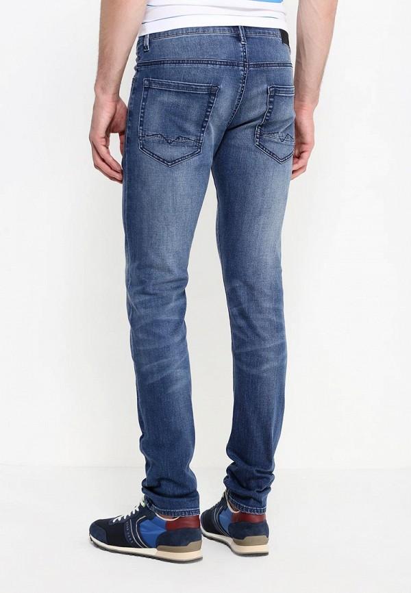 Зауженные джинсы Boss Orange 50320377: изображение 4