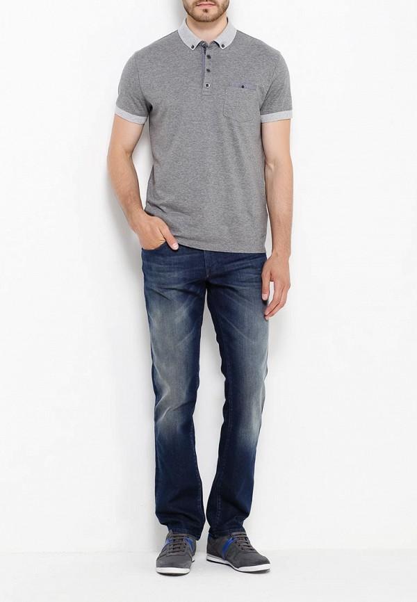 Мужские прямые джинсы Boss Orange 50320289: изображение 2
