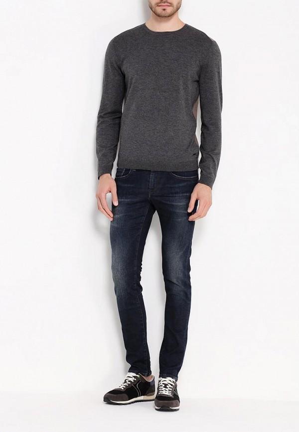 Зауженные джинсы Boss Orange 50320372: изображение 2