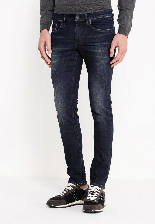 Зауженные джинсы Boss Orange 50320372: изображение 3