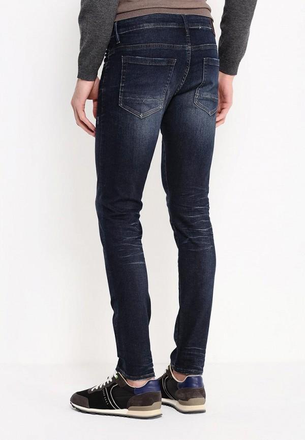 Зауженные джинсы Boss Orange 50320372: изображение 4