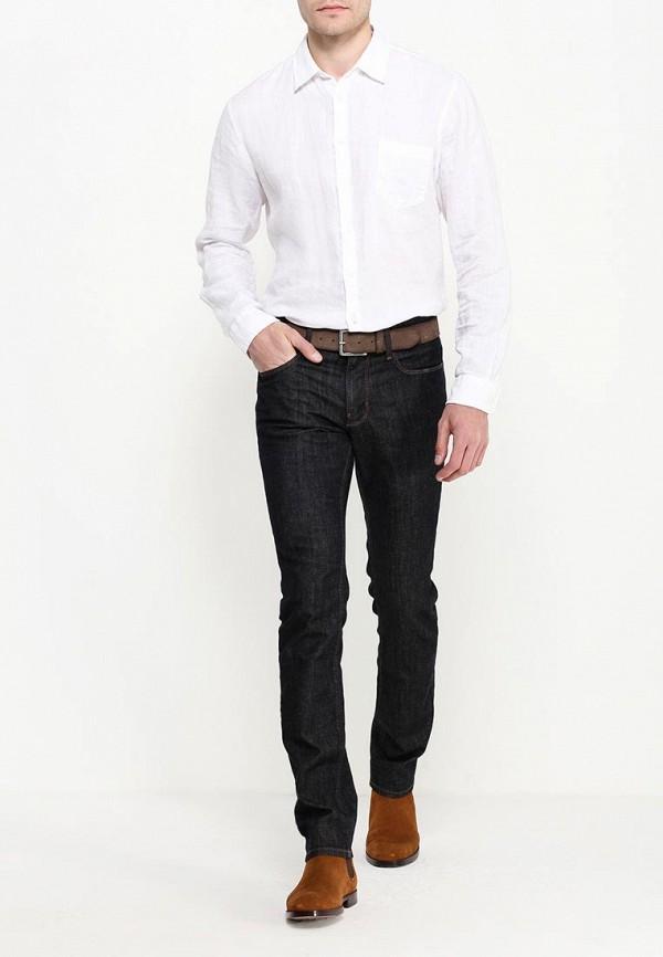 Зауженные джинсы Boss Orange 50302774: изображение 2