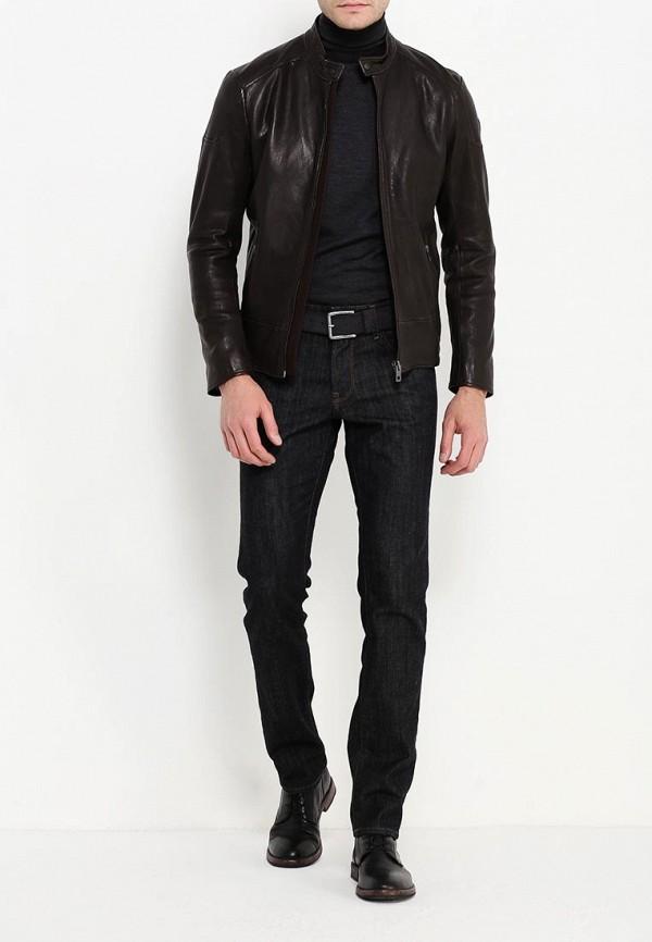 Мужские прямые джинсы Boss Orange 50302775: изображение 2