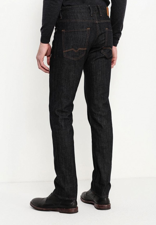 Мужские прямые джинсы Boss Orange 50302775: изображение 4