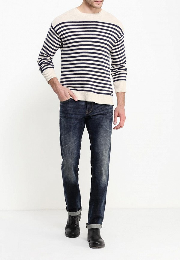 Мужские прямые джинсы Boss Orange 50304668: изображение 2
