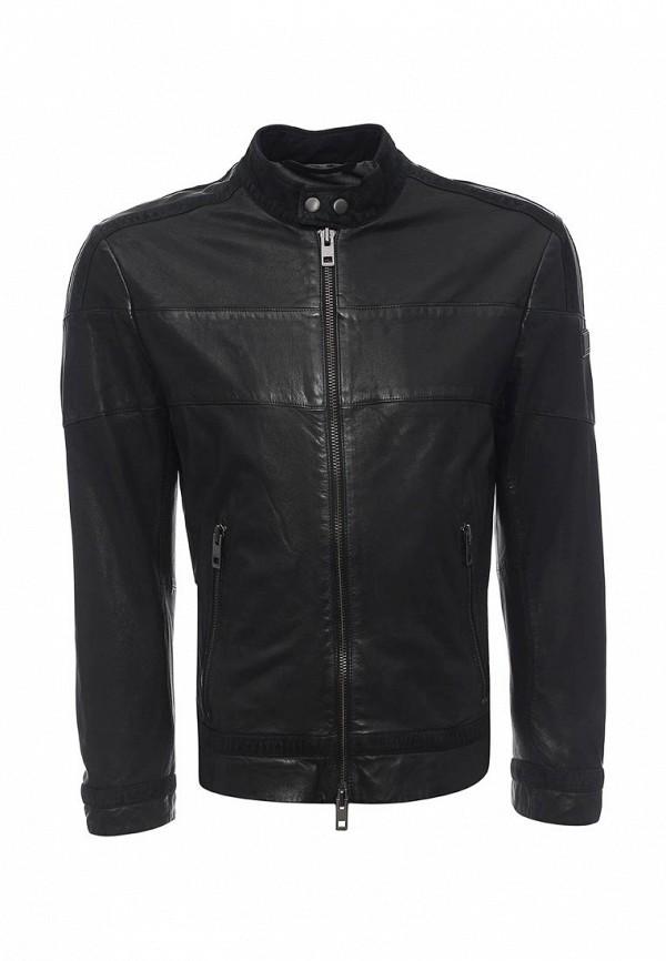 Кожаная куртка Boss Orange 50326505