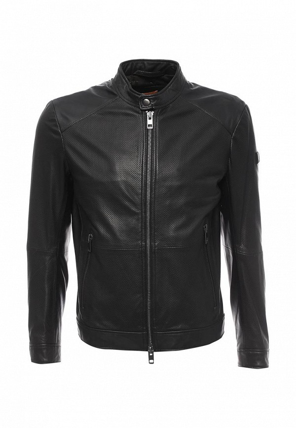 Кожаная куртка Boss Orange 50333249
