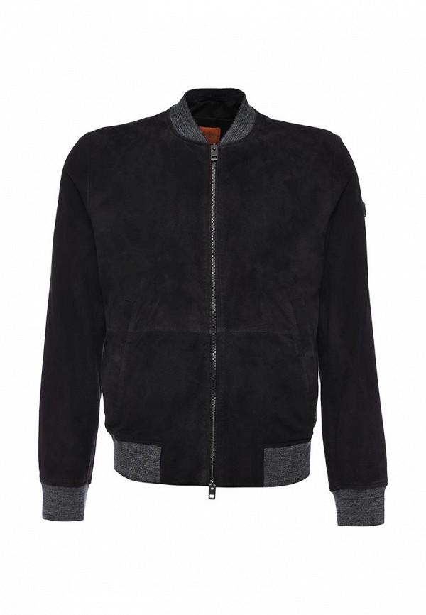 Кожаная куртка Boss Orange 50333242