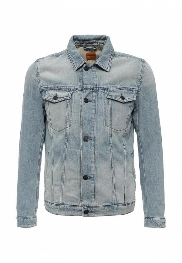 Джинсовая куртка Boss Orange 50332117