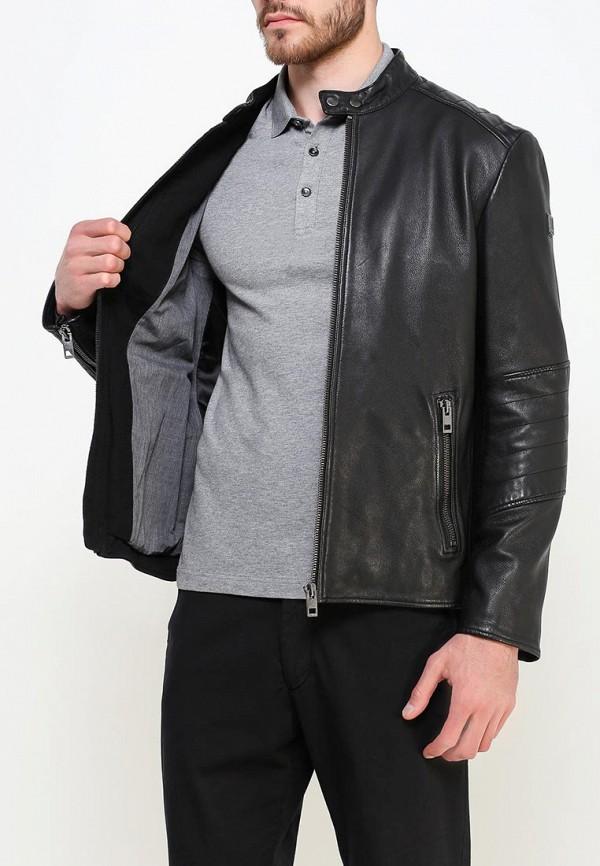Купить Куртку Boss Кожаную
