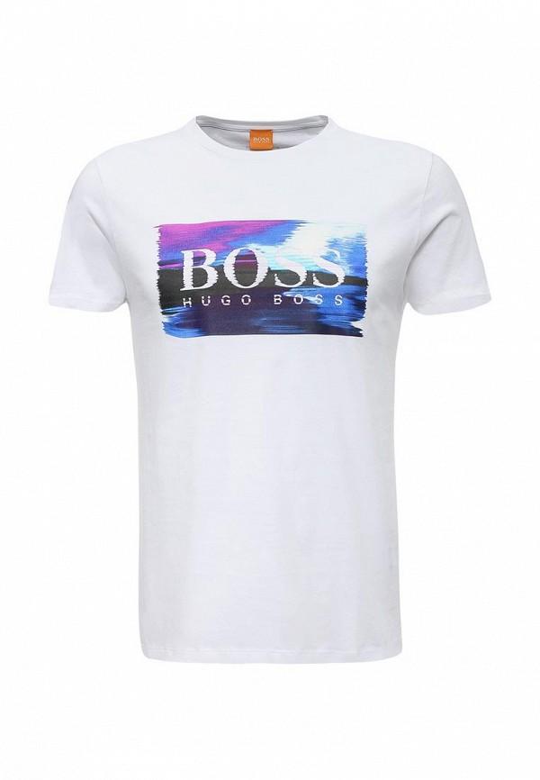 Футболка Boss Orange Boss Orange BO456EMTQE97 футболка boss orange boss orange bo456emsrw72