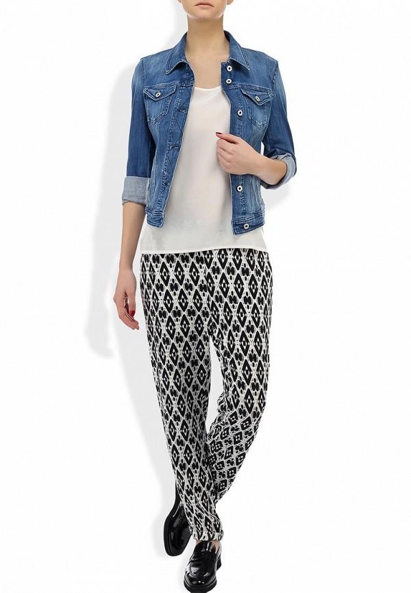 Женские зауженные брюки Boss Orange 50260904: изображение 10