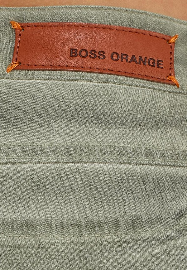 Зауженные джинсы Boss Orange 50259157: изображение 4