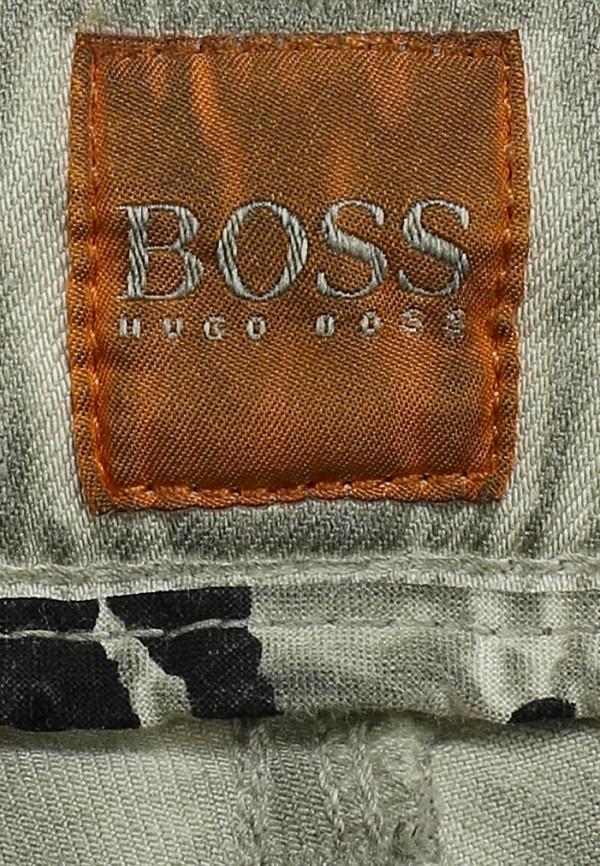 Зауженные джинсы Boss Orange 50259157: изображение 14