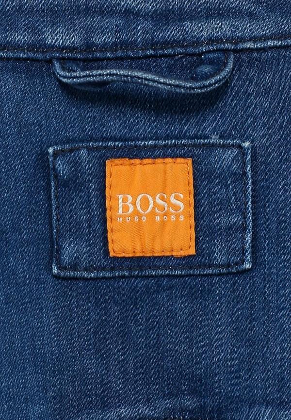 Джинсовая куртка Boss Orange 50261948: изображение 4