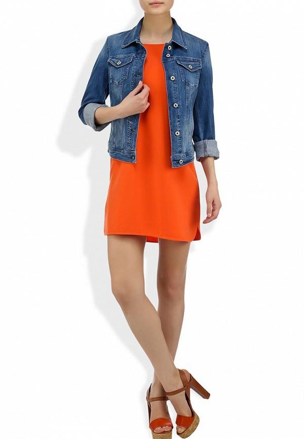 Джинсовая куртка Boss Orange 50261948: изображение 6
