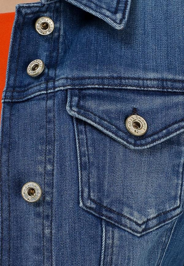 Джинсовая куртка Boss Orange 50261948: изображение 12