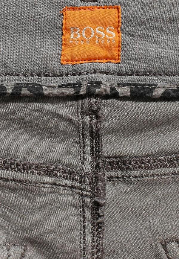 Зауженные джинсы Boss Orange 50271814: изображение 11