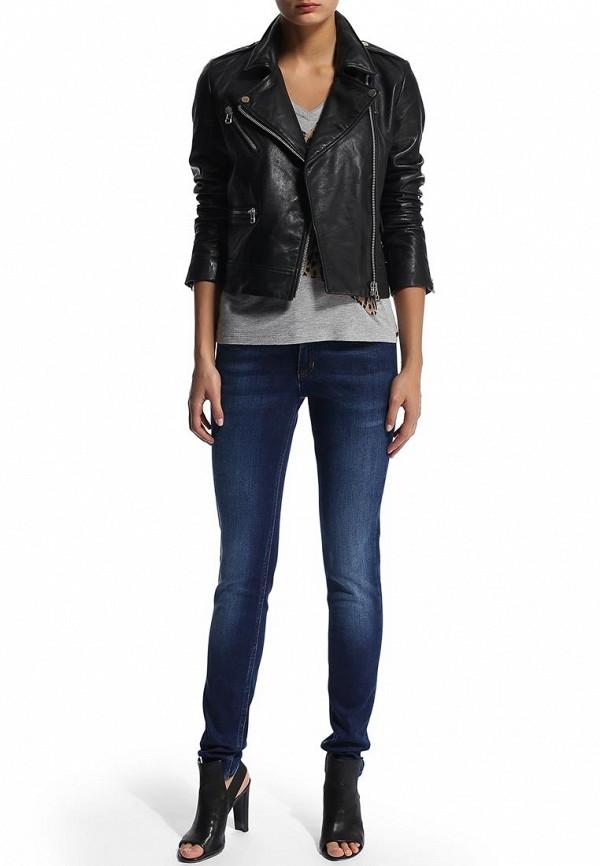 Зауженные джинсы Boss Orange 50271775: изображение 4