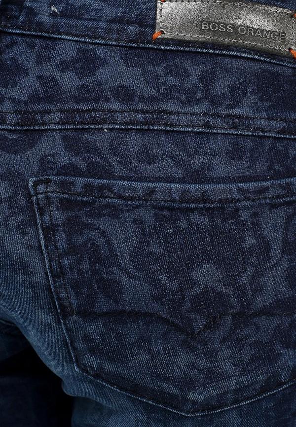 Зауженные джинсы Boss Orange 50271818: изображение 4