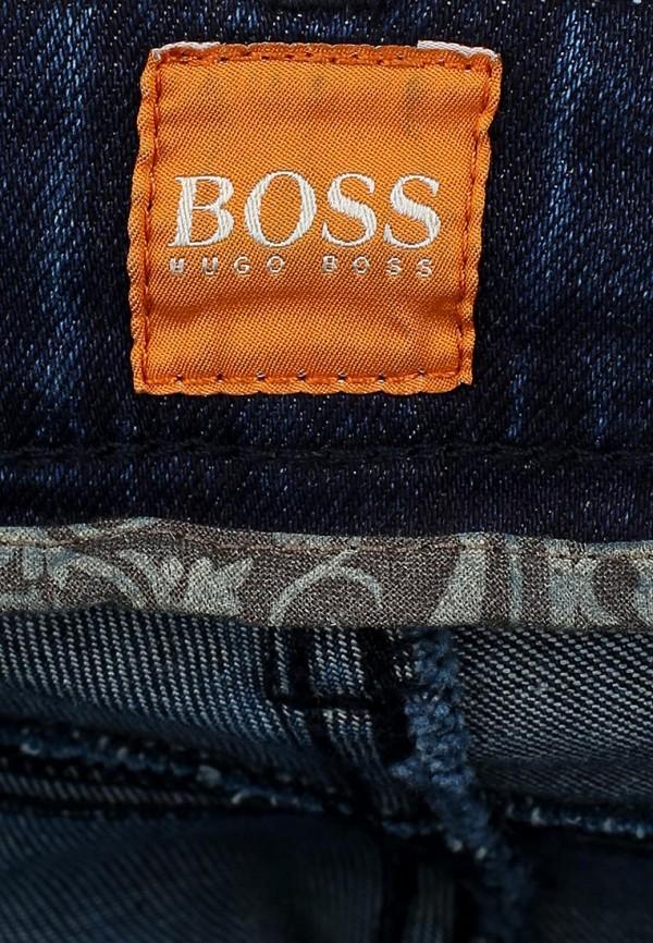 Зауженные джинсы Boss Orange 50271818: изображение 14