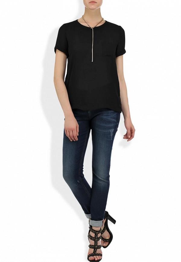Прямые джинсы Boss Orange 50271520: изображение 6