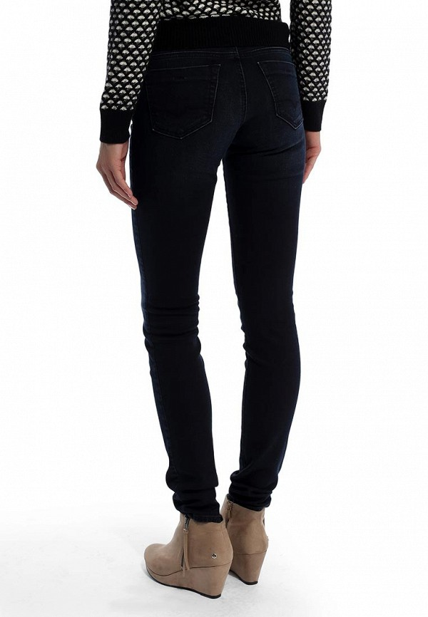 Зауженные джинсы Boss Orange 50272983: изображение 6