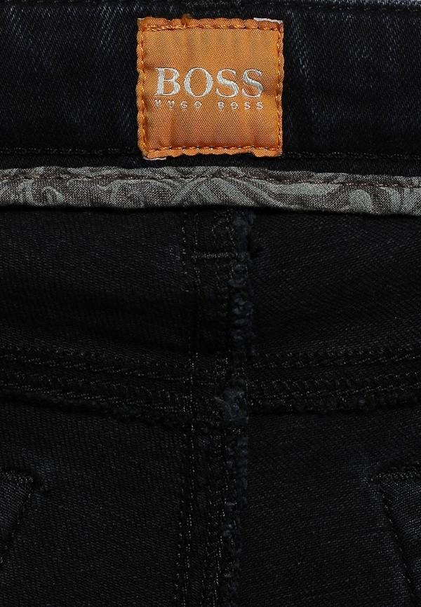 Зауженные джинсы Boss Orange 50272983: изображение 7
