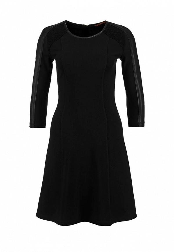 Платье-миди Boss Orange 50271795: изображение 1