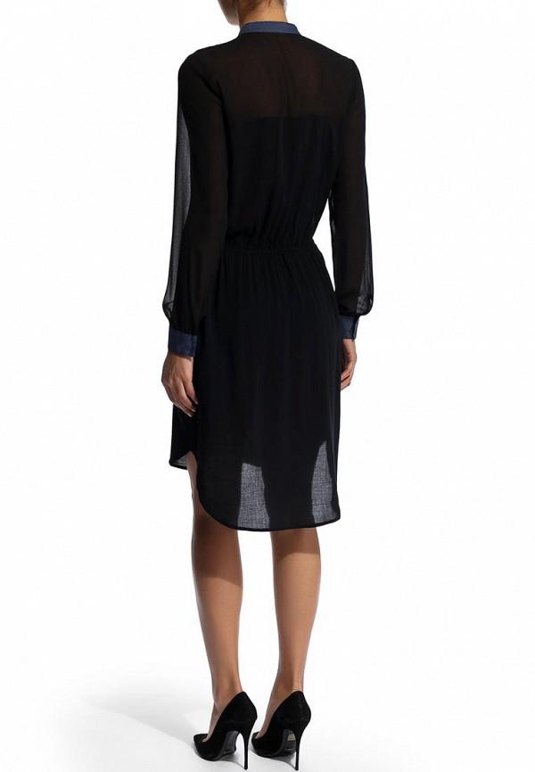 Платье-миди Boss Orange 50271365: изображение 7