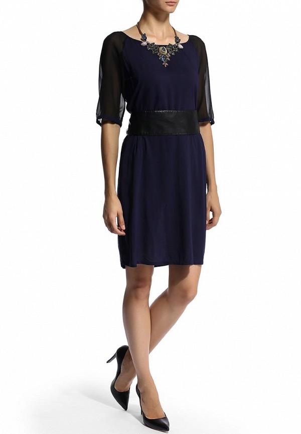 Платье-миди Boss Orange 50271367: изображение 5
